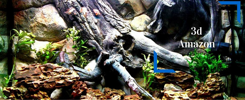 3D Aqurium Backgrounds Aquarium Decoration Fish Tank ...